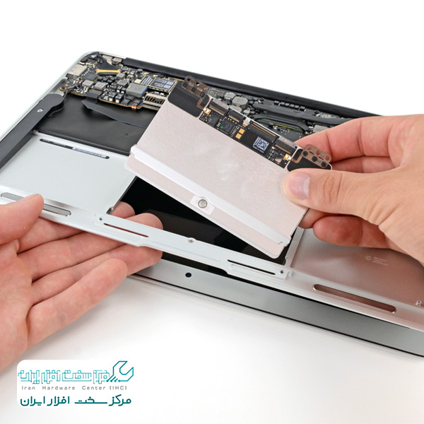 تعویض و تعمیر تاچ پد لپ تاپ