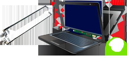 تعمیر قاب لپ تاپ