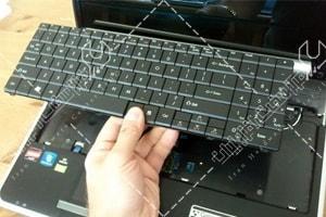 تعمیر کیبرد لپ تاپ