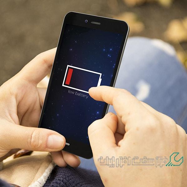 موبایل خودبخود خاموش می شود