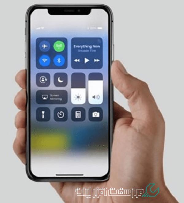 صفحه نمایش موبایل کار نمیکند