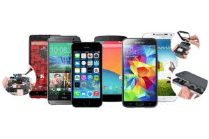 تعمیر تخصصی موبایل