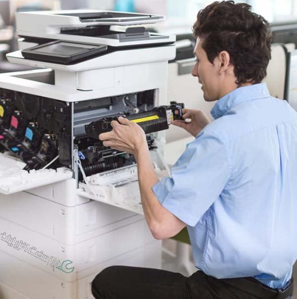 آموزش تعمیرات چاپگر در تهران