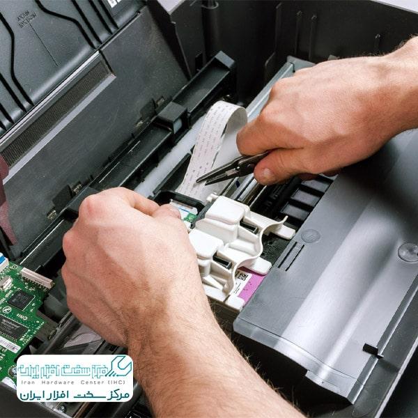 تعمیر قطعات چاپگر