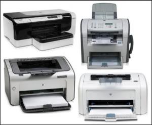 تعمیر چاپگر در محل