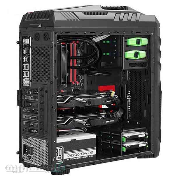 تعمیرات کیس کامپیوتر