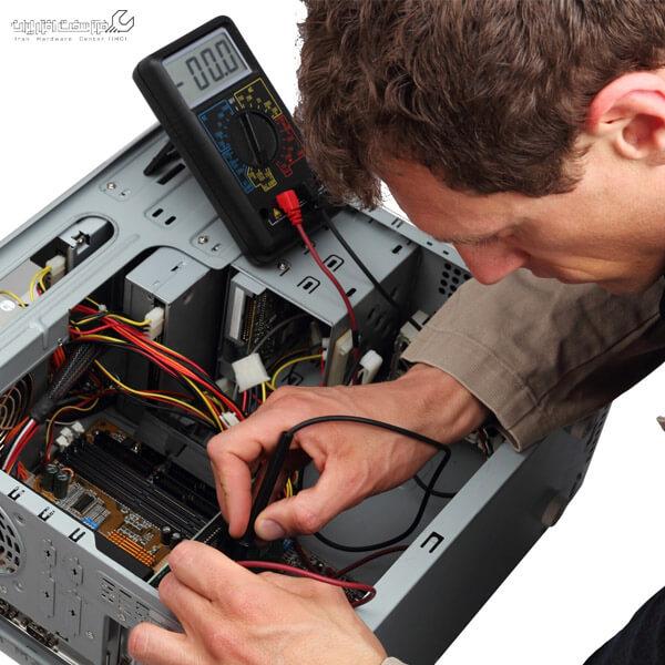 تعمیر کامپیوتر در محل با ضمانت نامه