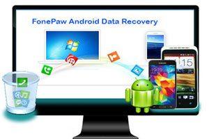 نرم افزار بازیابی اطلاعات FonePaw Android Data Recovery