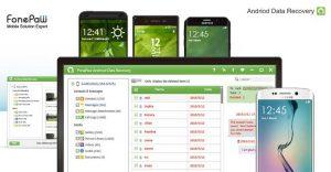 نرم افزاربازیابی اطلاعات- FonePaw Android Data Recovery