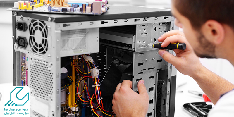 تعمیر کامپیوتر در محل