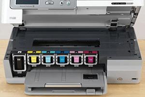 تعمیرات چاپگر جوهر افشان