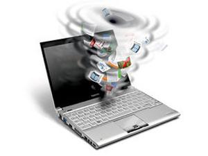 بازیابی اطلاعات هارد لپ تاپ