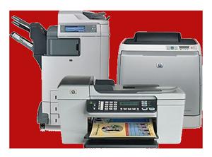 تعمیر انواع چاپگر
