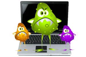 ویروس ها و بد افزارها