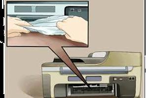 تعمیر کاغذکش پرینتر