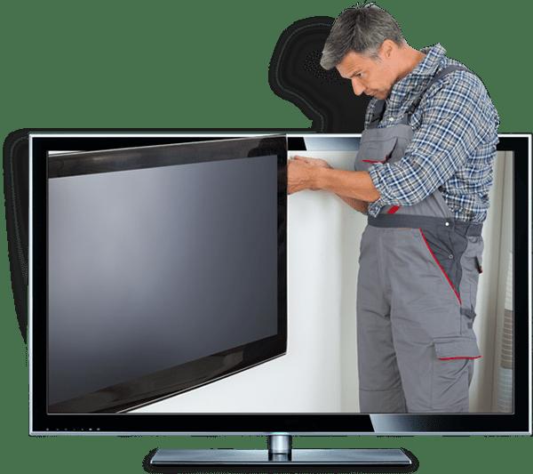 تعمیر تلویزیون با گارانتی خدمات