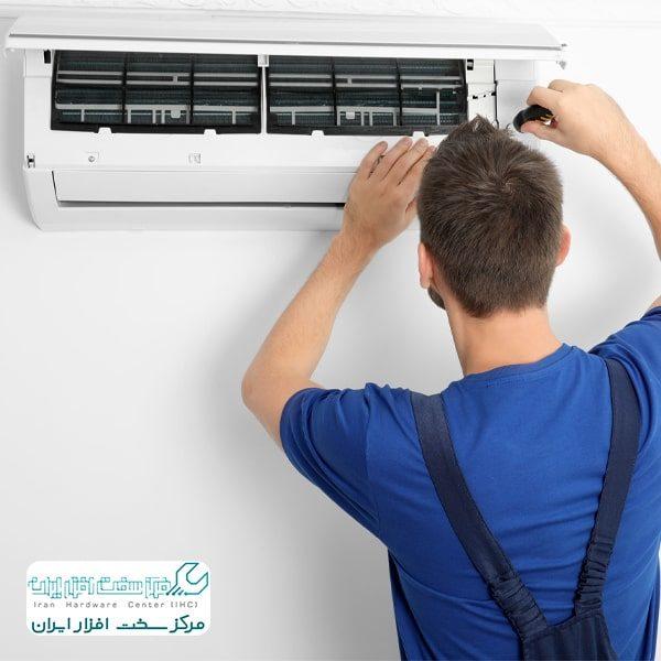 تعمیرات کولر گازی اینورتر inverter