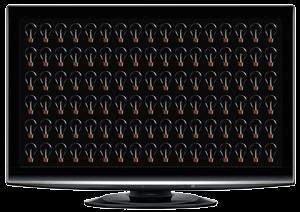 تعمیر تلویزیون ال ای دی