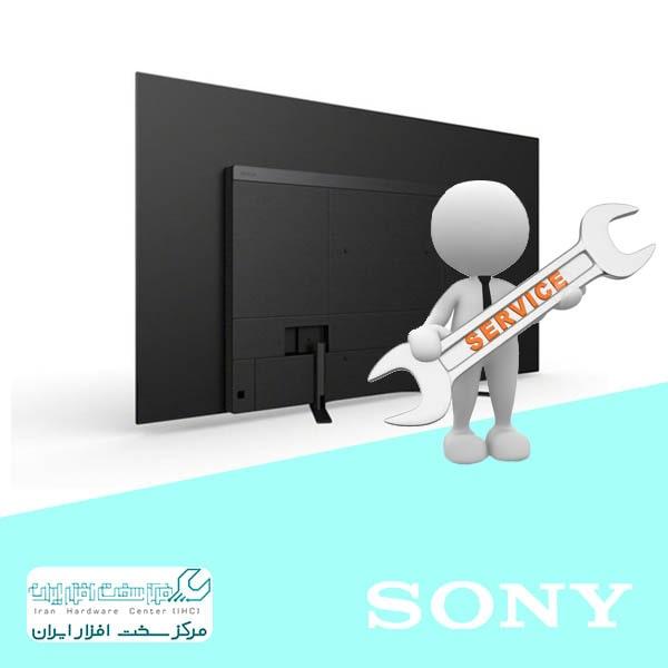 تعمیر تلویزیون سونی Sony در تهران و کرج