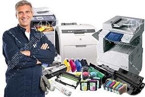 تعمیر چاپگر شارپ