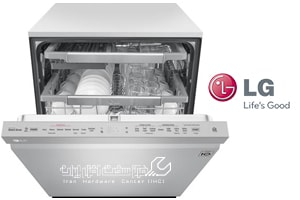 ماشین ظرف شویی LDP7708BD ال جی
