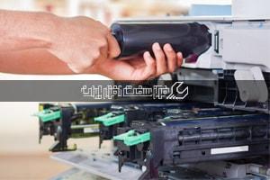تعمیر قطعات مکانیکی دستگاه کپی