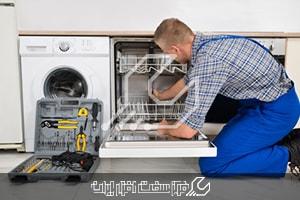 نصب و راه اندازی ظرفشویی در منزل