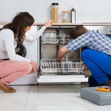 تعمیرات ماشین ظرفشویی در محل