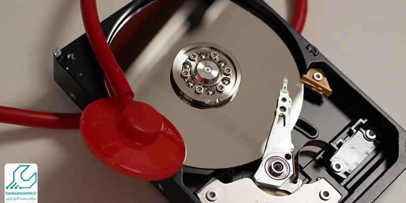 تعمیر هارد دیسک