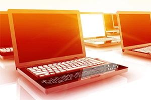 خطرات اشعه لپ تاپ