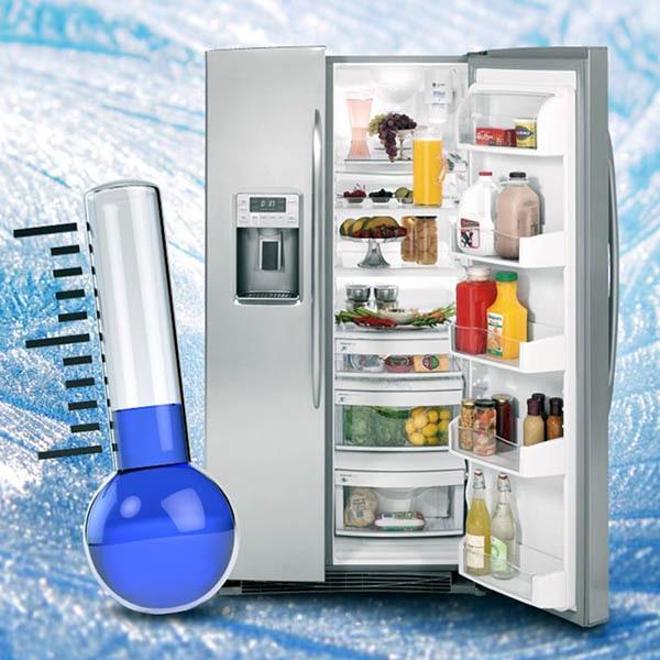 خنک نکردن یخچال و دلایل آن