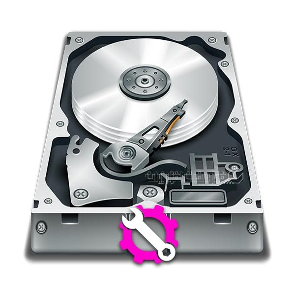 تعمیر هارد دیسک لپ تاپ