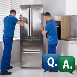 سوالات متداول تعمیر یخچال