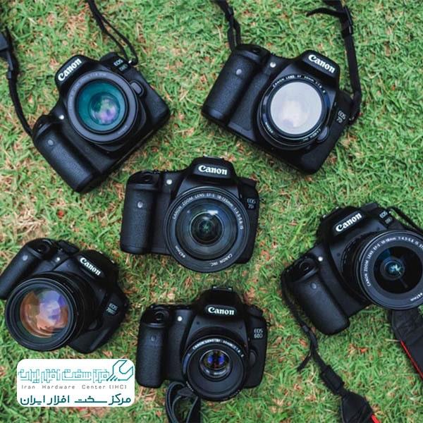 نمایندگی دوربین کانن canon در تهران
