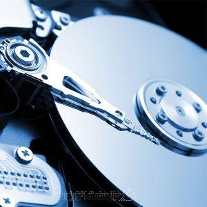 هارد دیسک دستگاه کپی
