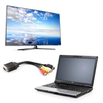 تبدیل کامپیوتر به تلویزیون