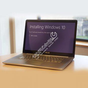 نصب ویندوز 10 روی لپتاپ