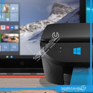 نصب چاپگر در ویندوز 10
