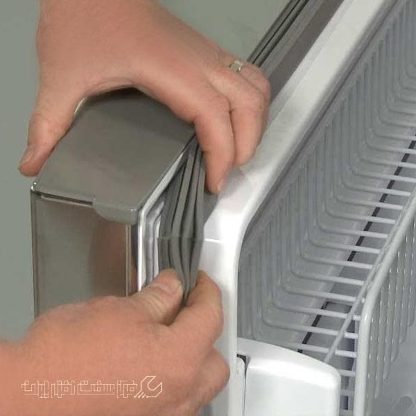 لاستیک درب یخچال