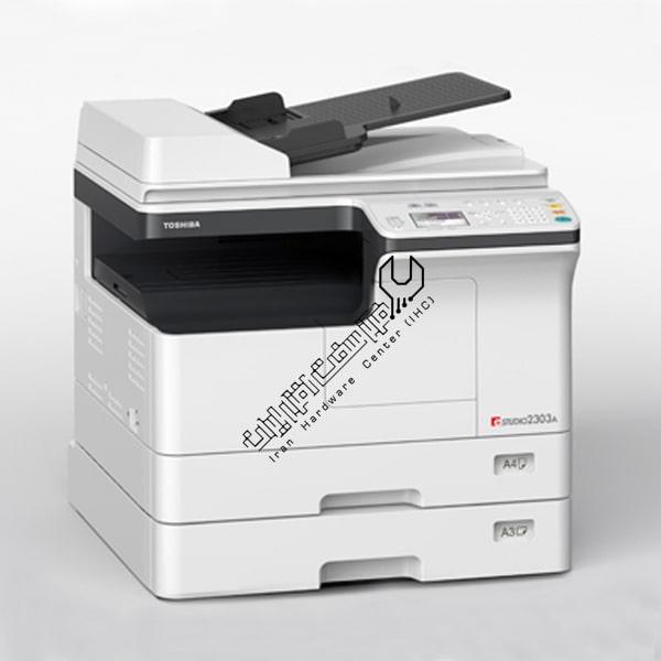 دستگاه کپی e-STUDIO 2303A توشیبا