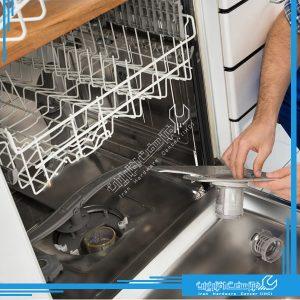 روشن نشدن ظرفشویی