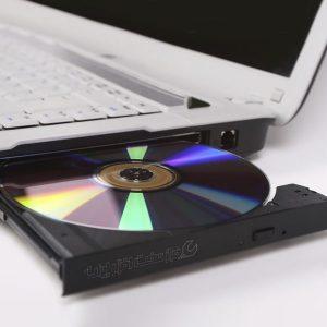 دی وی دی رایتر لپ تاپ
