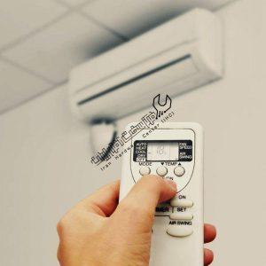 سیستم گرمایش کولر گازی