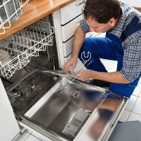 سوالات متداول تعمیرات ظرفشویی