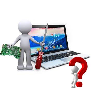 سوالات متداول تعمیرات لپ تاپ
