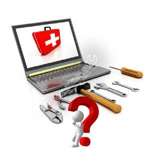 سوالات متداول تعمیر لپ تاپ