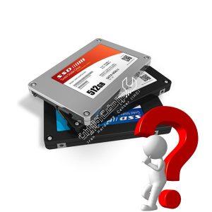درایو حالت جامد SSD