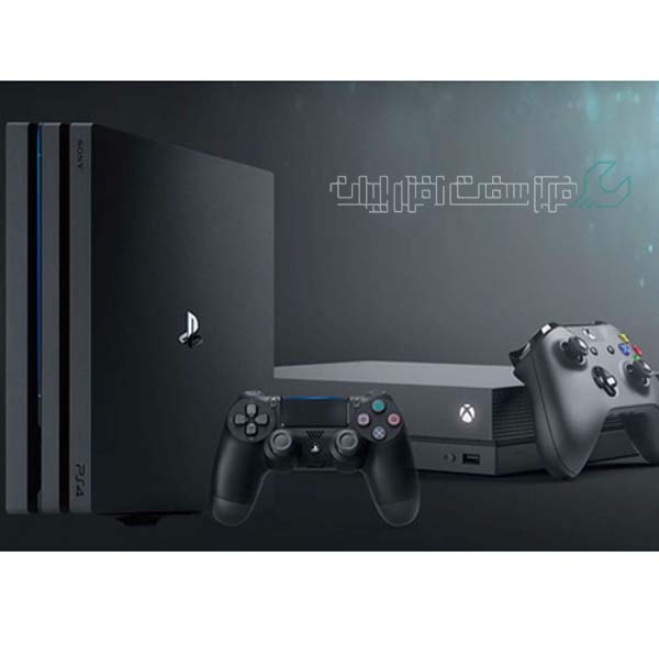 ps4 پرو و ایکس باکس one x