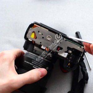 تعمیر سنسور دوربین
