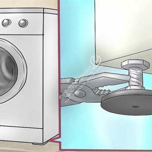 تراز کردن لباسشویی